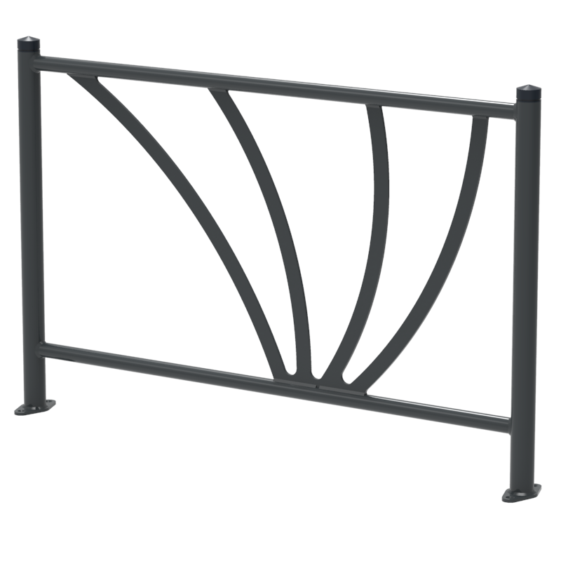 Barrier 2300 High rectangular