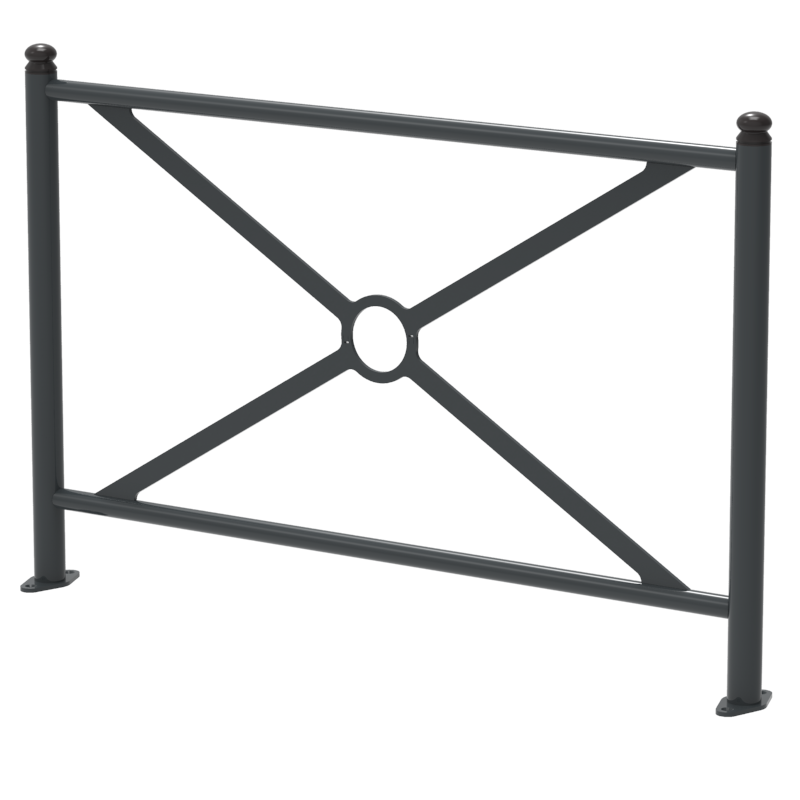 Barrier 2100 rectangular