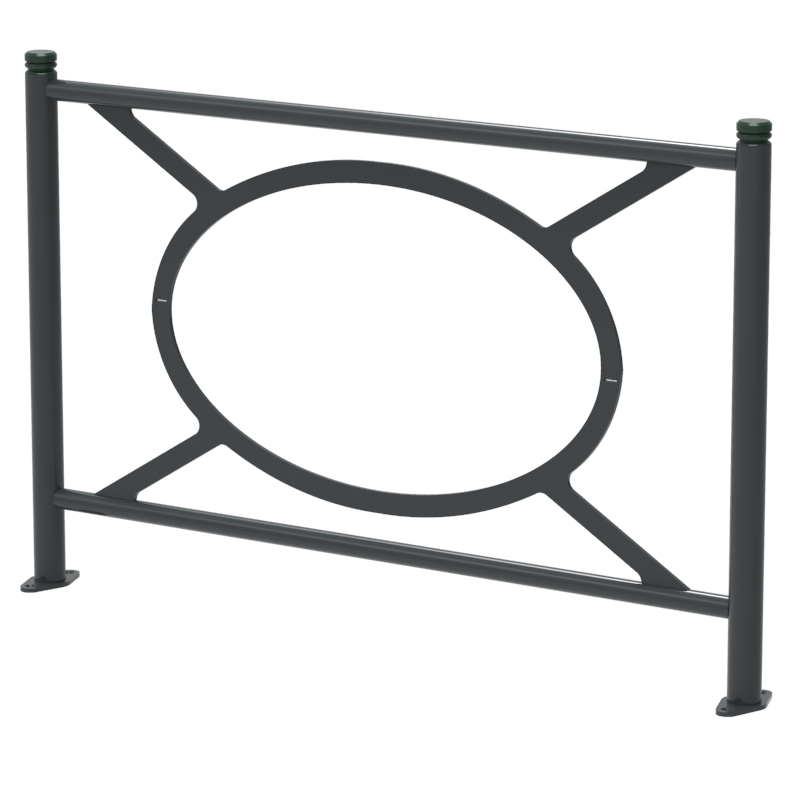 Barrier 2200 rectangular