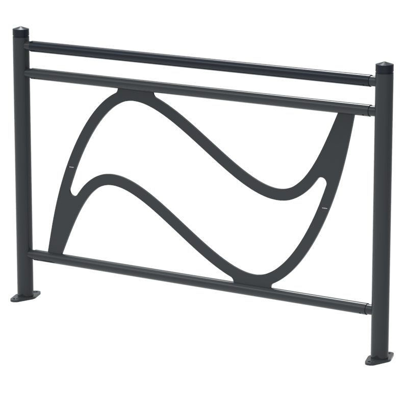 Barrier 2700 rectangular