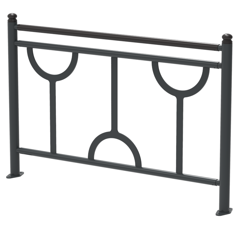Barrier 2600 - 2 + 1 rectangular