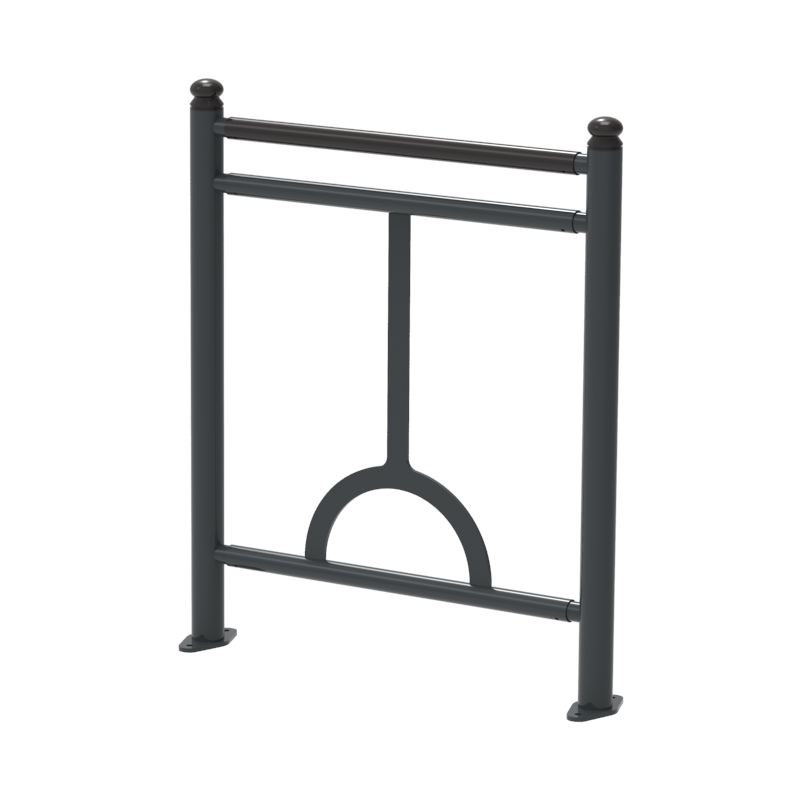 Barrier 2600 - 1 + 2 square
