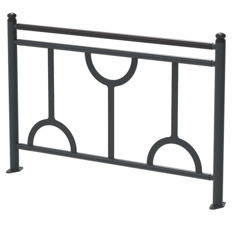 Barrier 2600 - 1 + 2 rectangular