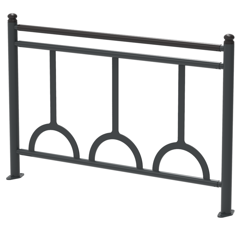 Barrier 2600 Low rectangular