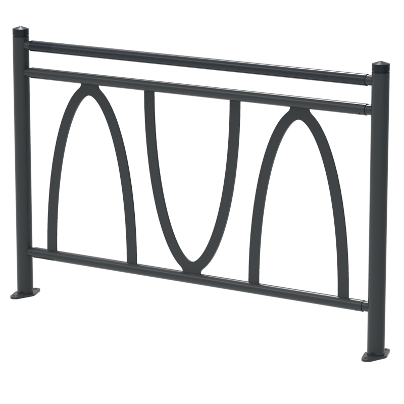 Barrier 2500 High rectangular