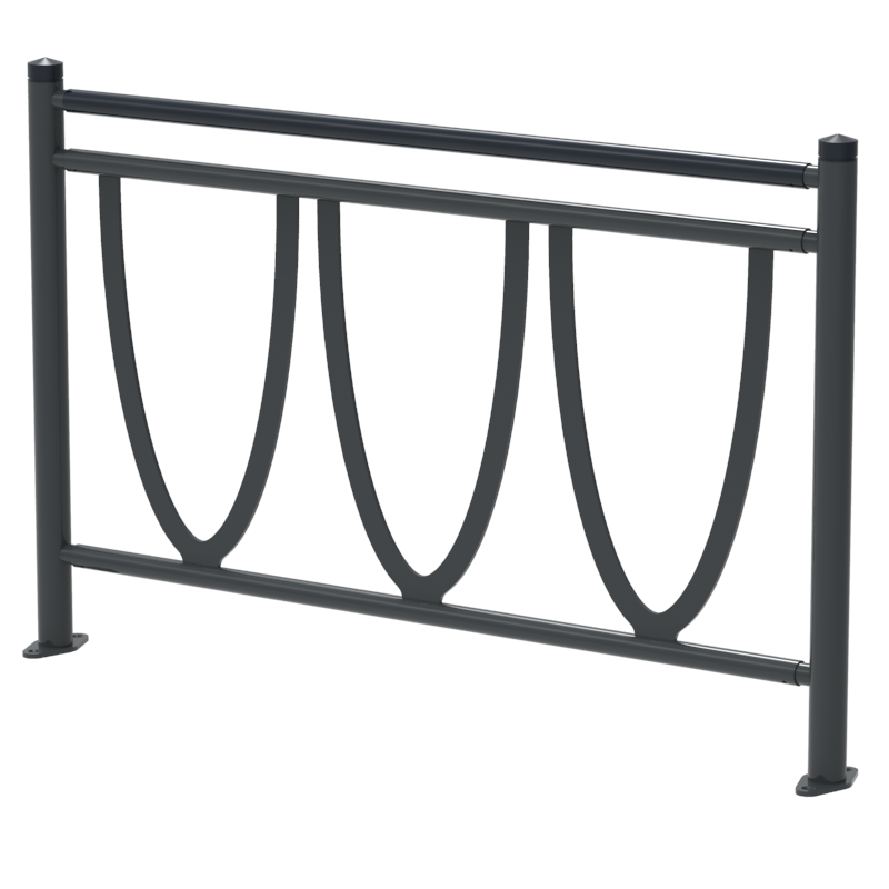 Barrier 2500 Low rectangular