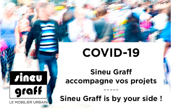 COVID-19 | Sineu Graff is by your side !