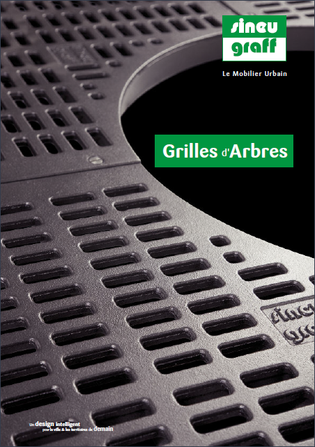 Catalogue Grilles d'arbres