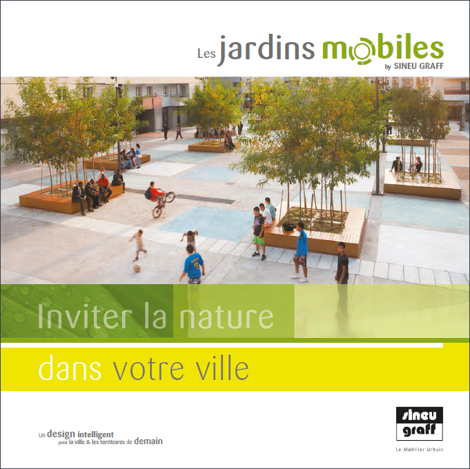 Catalogue Jardins Mobiles
